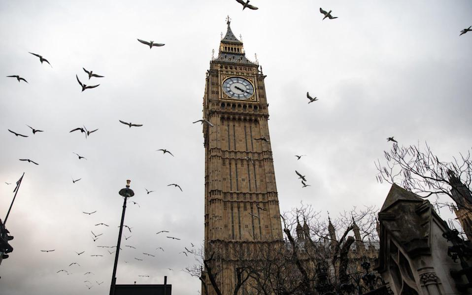 Could Big Ben soon be ringing out a different time Rex
