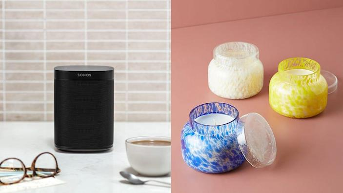 Save on the products you love this weekend, from Sonos speakers to Anthropologie candles.
