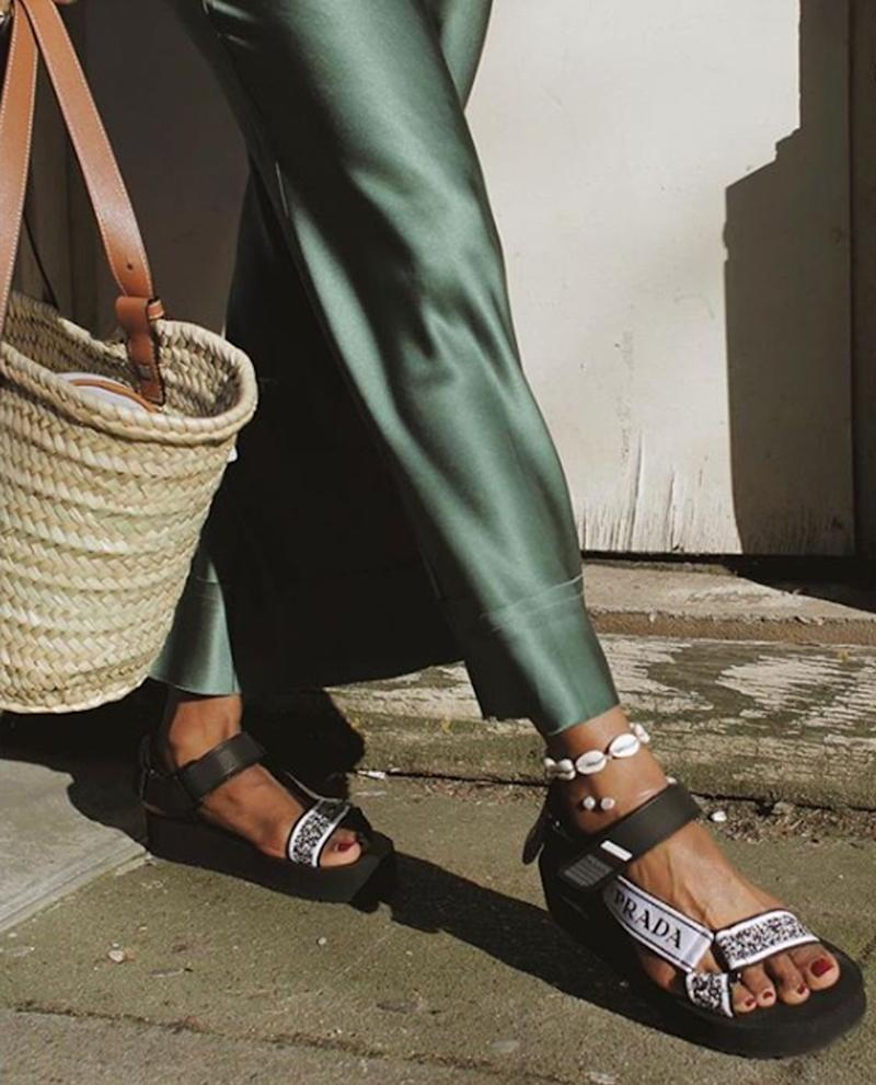 7477d0c58720 10 Standout Sandal Trends That Will See You Through the Summer