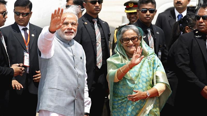 PM Hasina Visit: Dhaka the Only Win of Modi's Neighbourhood Policy