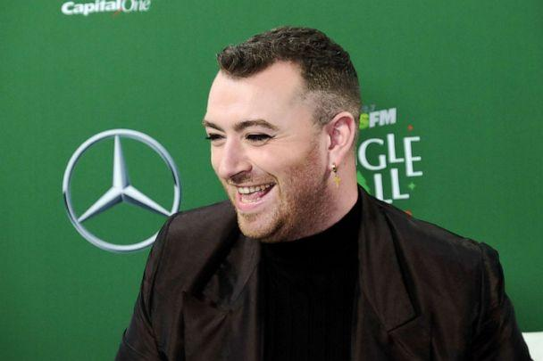 PHOTO: Sam Smith attends an event in Los Angeles, Dec. 6, 2019. (Getty Images for iHeartMedia, FILE)