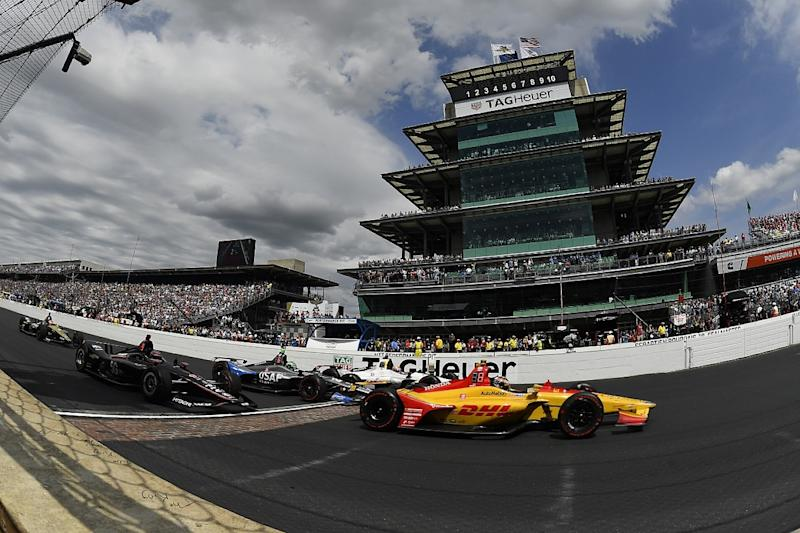 Indy 500 to run at 25 percent crowd capacity