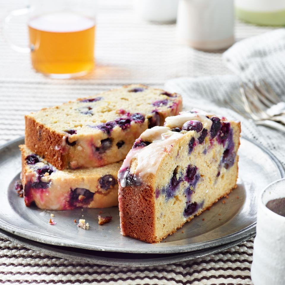 <p>This healthy pound cake recipe isn't just delicious--it also only requires one bowl to make. For the best cake texture, be sure to beat the sugar and butter together long enough in Step 2 to look creamy--the time it takes to get there varies according to the type of electric mixer you have. Serve with brunch or alongside a cup of coffee in the afternoon.</p>