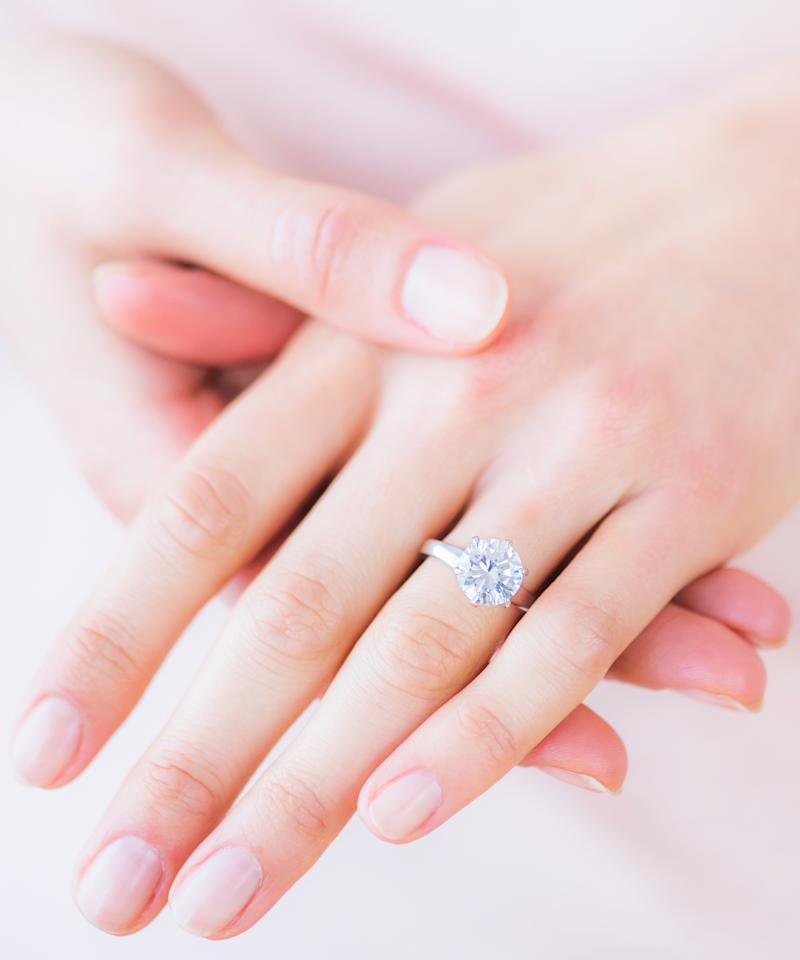 here s how to take care of your engagement ring