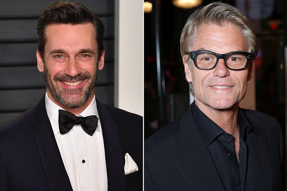 Jon Hamm Reveals He and Harry Hamlin Once Auditioned to Play TV Dad Sandy Cohen on The O.C.