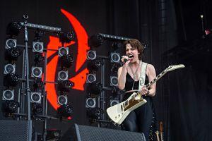 Halestorm at Louder Than Life