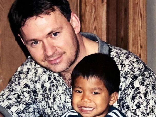 PHOTO: Jerry Windle poses with his son Jordan Windle, whom he adopted when Jordan was 18-months-old. (Jerry Windle)