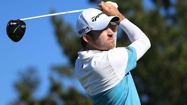 Canadian Nick Taylor tops the leaderboard at the halfway stage of the PGA Tour tournament.