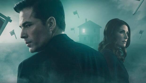 SurrealEstate premieres July 16 on CTV Sci-Fi, and was shot in St. John's last fall. (Bell Media - image credit)
