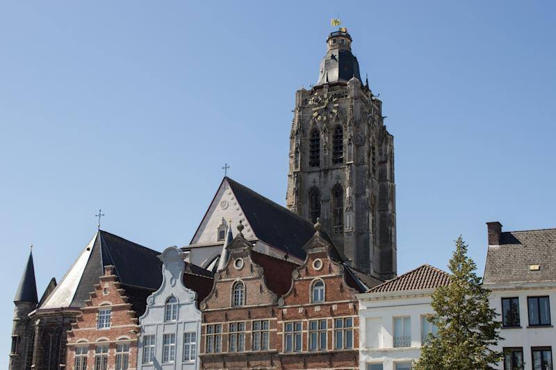 Most of the key climbs are scattered around the city of Oudenaarde - Credit: Briseida - Fotolia