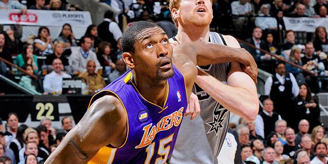 Metta World Peace returns home to play for Knicks