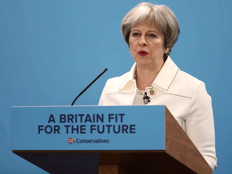 The Prime Minister seems to take a typical politician's view: we will leave the EU and then sort out the problems later: AFP/Getty