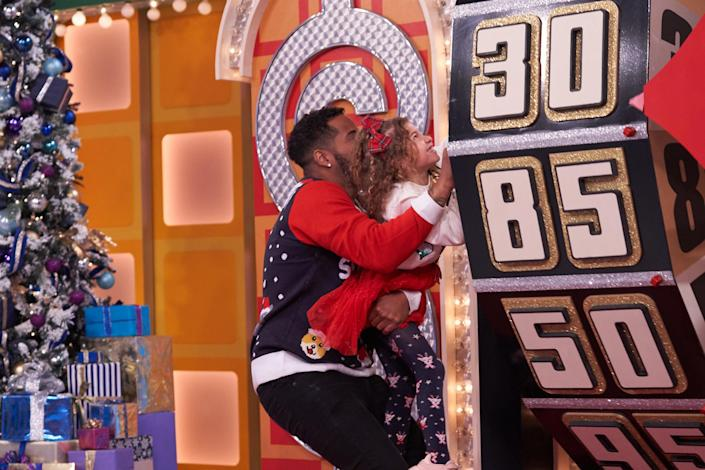 THE PRICE IS RIGHT (Adam Torgerson/CBS (C)2020 CBS Broadcasting, Inc. All Rights Reserved. / CBS)