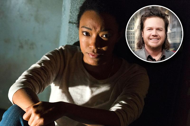'The Walking Dead': Josh McDermitt on sharing the set with Make-A-Wish kids