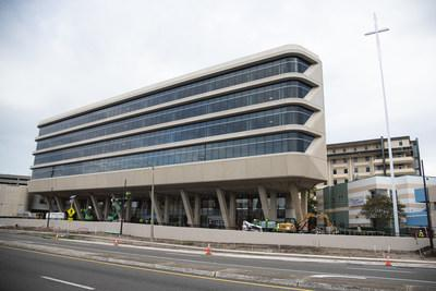 To help enhance the Tampa Bay area's resources in response to the COVID-19 pandemic, BayCare has expedited the opening of a new patient tower at St. Joseph's Hospital, providing more capacity to serve patients.