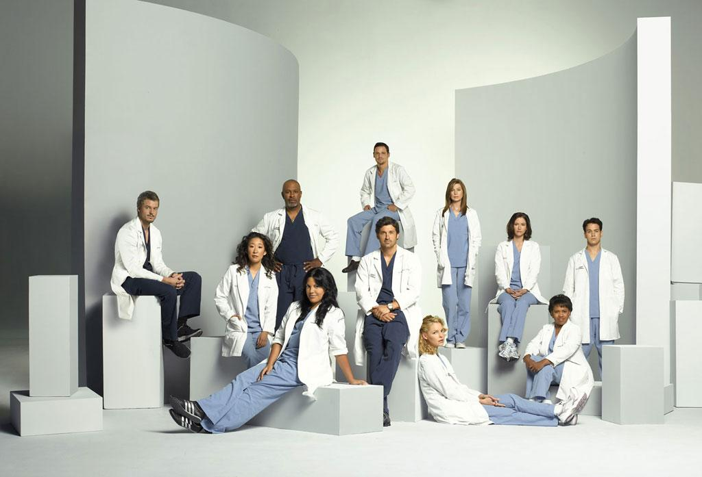 """The HFPA Association and searchers were in agreement on at least one thing: <a href=""""/greys-anatomy/show/36657"""">""""Grey's Anatomy""""</a> counts among the best network offerings. The medical drama mixes enough bloody mayhem, social drama, and rampant makeouts to intoxicate its largely female fans. The irony of course is that Katherine Heigl, who earned a Golden Globe best actress nomination, may sit out the ceremonies rather than walk across the writer's picket line. Patrick Dempsey (""""McDreamy"""") and Ellen Pompeo were big-name snubs by the Globes, however."""