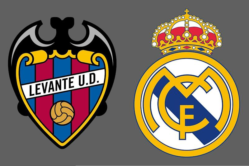 Levante-Real Madrid