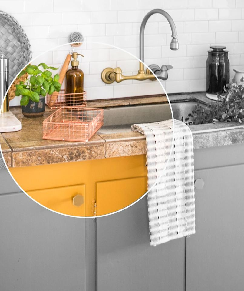 This Colorful Kitchen Makeover Proves the Power of Paint
