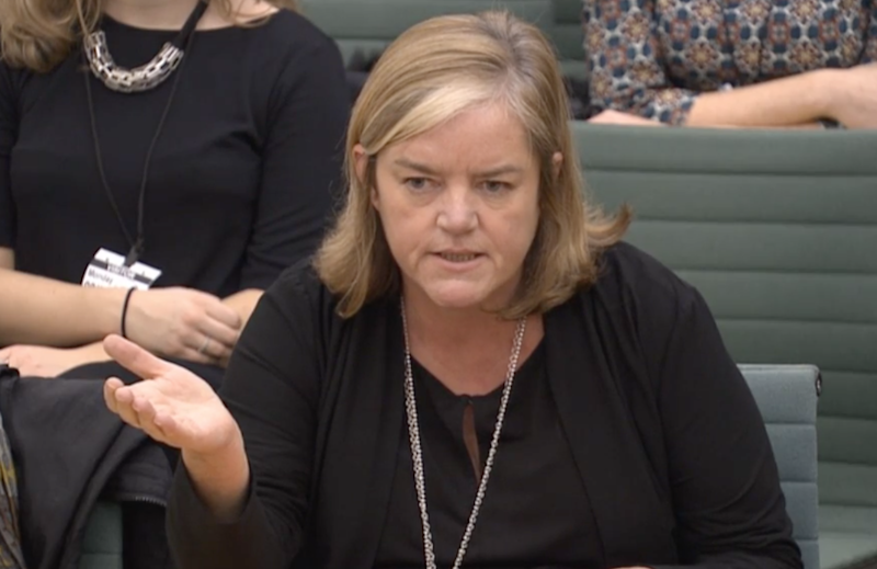 Louise Casey appears in front of a House of Commons Committee: House of Commons