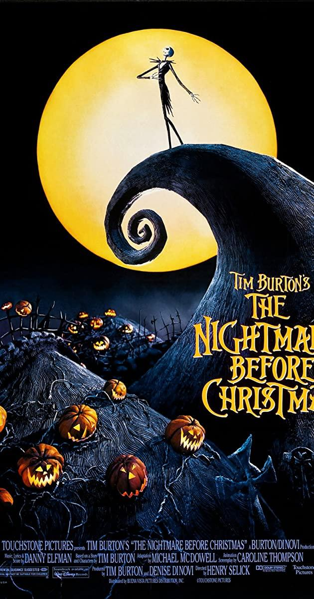 The Nightmare Before Christmas. Image via IMDB.