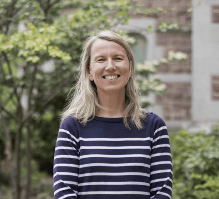Margit Tavits, who chairs the political science department at Washington University in St. Louis, wrote an article that showed how pronouns affect a society's attitudes toward gender and LGBT people.
