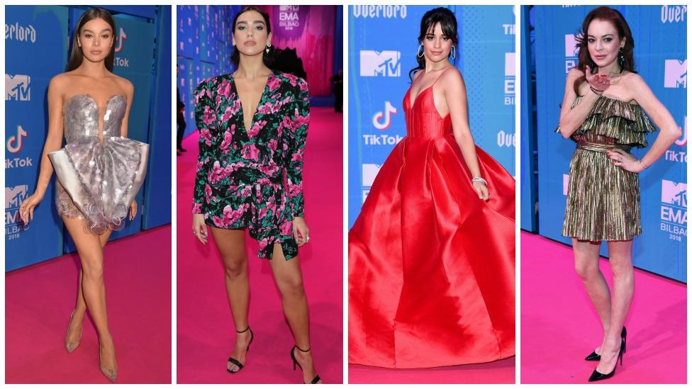 <p>Check out who walked the red carpet at one of Europe's biggest music awards show. Photo: Getty Images </p>