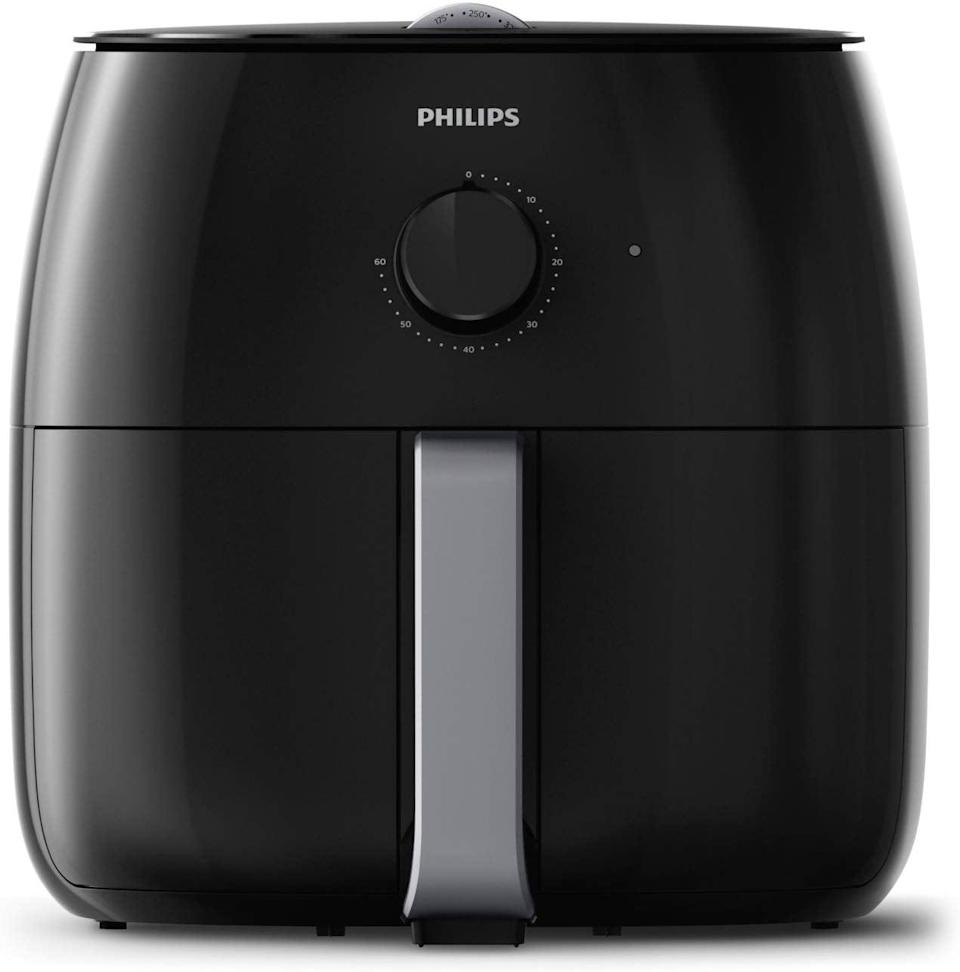 "<p>""I love fried brussels sprouts and cauliflower, but making them at home was a bit of a hassle, until I got this <span>Philips Premium Airfryer XXL with Fat Removal Technology</span> ($250). I can make my favorite veggies, chicken, fish, or french fries with significantly less oil. Plus, it doesn't stink up the kitchen! I can't believe I didn't buy this sooner."" - IY</p>"