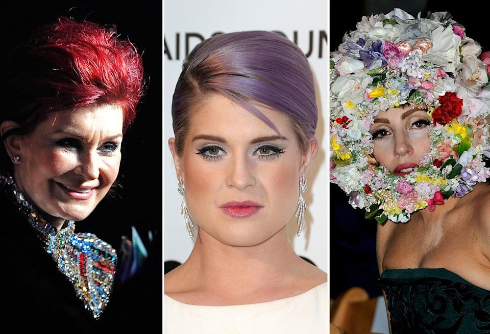 """It's quite the saga with these three, really: It all started when Kelly Osbourne <a href=""""http://www.mirror.co.uk/3am/celebrity-news/kelly-osbourne-has-harsh-words-for-lady-404664"""">called Gaga a""""Butterface,""""</a> then jokingly asked if the <a href=""""http://www.thesun.co.uk/sol/homepage/showbiz/tv/4547126/Kelly-Osbourne-reckons-Lady-Gaga-is-pregnant.html"""">singer is pregnant when she gained weight</a>.   Gaga's loyal fans took it to heart, apparently, and in an interview later on, Osbourne said they bullied her and called them <a href=""""http://www.huffingtonpost.com/2013/01/09/kelly-osbourne-lady-gaga-bullying-fat_n_2440673.html?utm_hp_ref=social-media"""">""""the worst.""""</a>   In response (and in her Little Monsters defense), Gaga wrote an open letter to the young Osbourne and said her work """"is rooted in criticism, judgment.""""  That's when Kelly's mother, Sharon Osbourne, <a href=""""http://www.huffingtonpost.com/2013/01/11/sharon-osbourne-lady-gaga-kelly-osbourne_n_2455327.html?utm_hp_ref=celebrity"""">jumped in and called Gaga a """"publicly seeking hypocrite and an attention seeker.""""</a>  Two days later, Gaga replied to Sharon and urged the Osbournes to cease fire and <a href=""""http://www.huffingtonpost.com/2013/01/13/lady-gaga-kelly-osbourne-feud-responds-sharon-osbourne_n_2467273.html"""">make the world a better place</a>."""