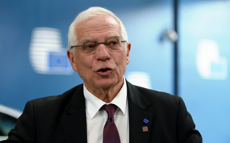 EU must develop 'appetite for power', Borrell says