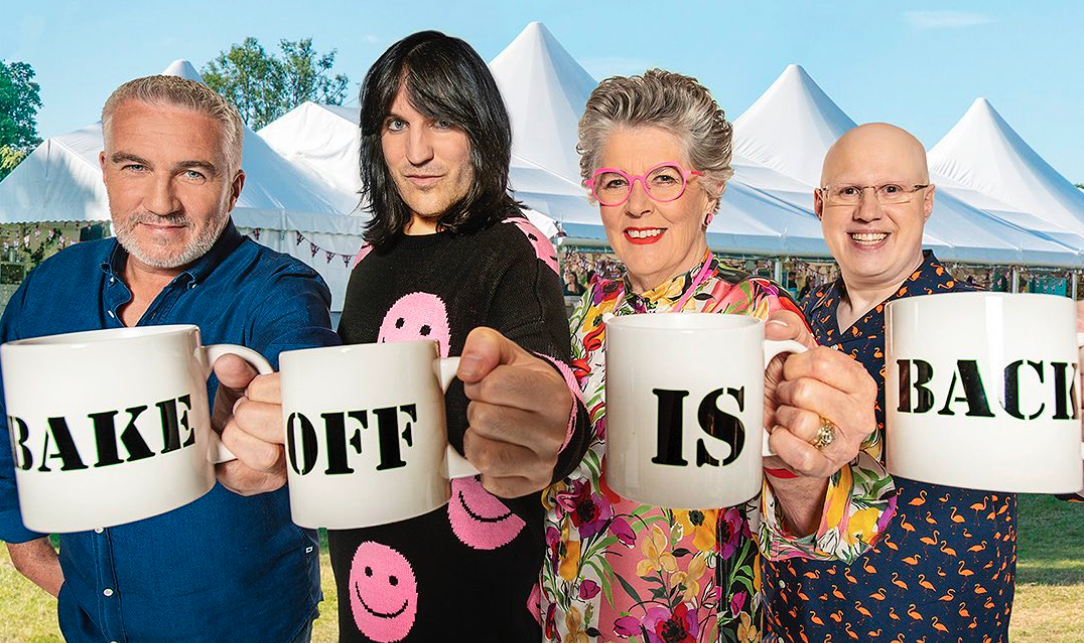 Great British Bake Off will return in September 2021. (Channel 4)