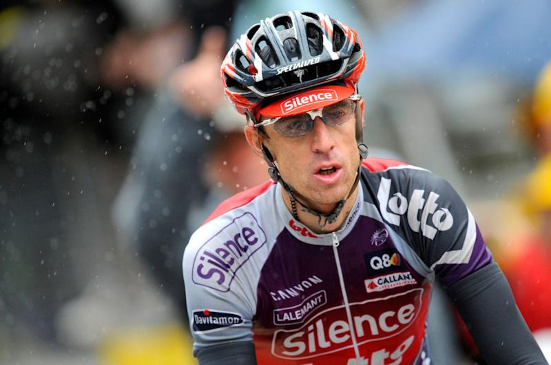 Wegelius in his Silence-Lotto days