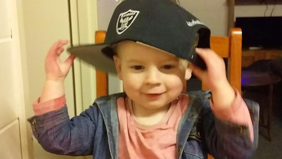 Connor Horan, who was just two when a babysitter took him to hospital where he was declared dead from multiple head and internal injuries.  Source: AAP/QLD Police