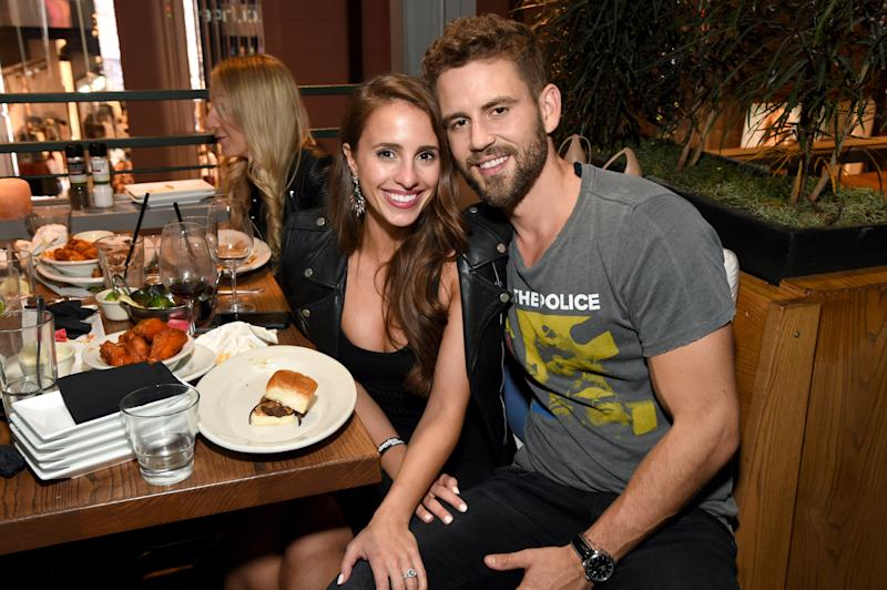 Bachelor Couple Nick Viall and Vanessa Grimaldi Played a Round of the Newlywed Game on Ellen