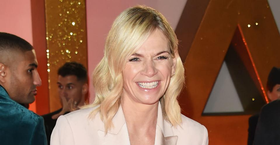 Zoe Ball will be taking a step back from It Takes Two due to her BBC Radio 2 commitments (Photo by David M. Benett/Dave Benett/Getty Images)