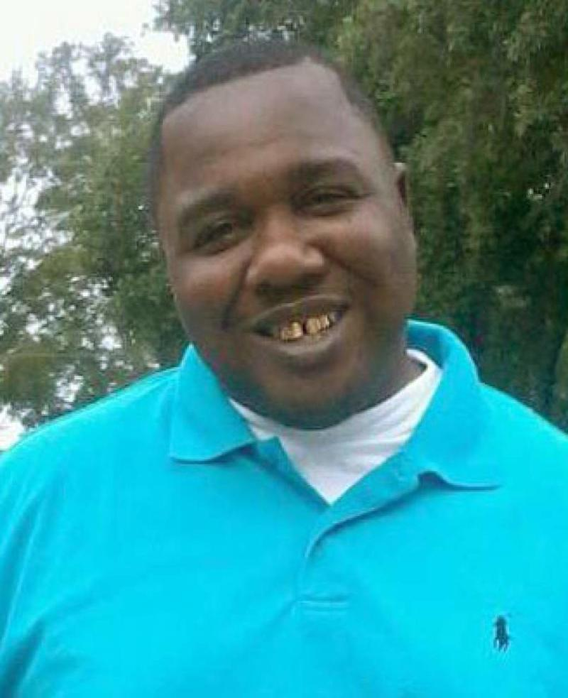 Alton Sterling is seen in an undated photo released after his death.