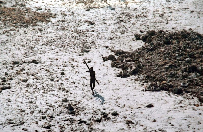Indian police want to interview two American missionaries suspected of encouraging dead missionary John Allen Chau to travel to North Sentinel Island, in breach of a strict cordon put around its isolated inhabitants (AFP Photo/Handout)