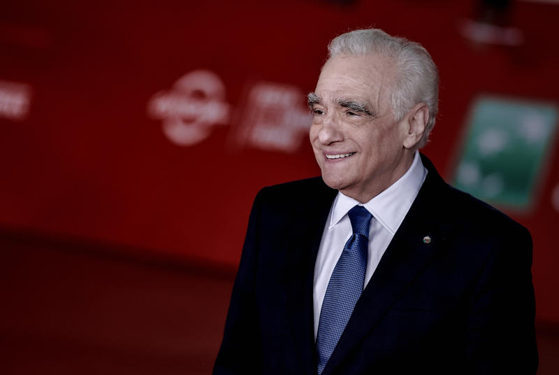 Martin Scorsese at Rome Film Fest 2019. Rome (Italy), October 21st, 2019 (photo by Rocco Spaziani/Archivio Rocco Spaziani/Mondadori Portfolio via Getty Images)