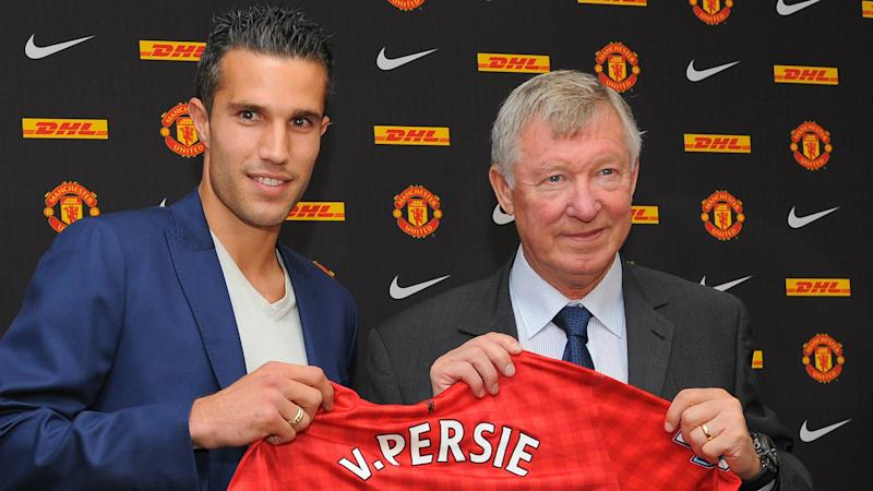 Robin van Persie explains his controversial transfer from Arsenal to Manchester United