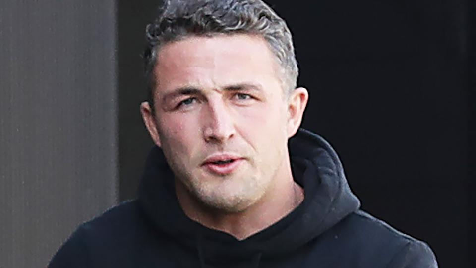 Sam Burgess' appeal against his conviction on intimidation charges was upheld by a District Court judge. (Photo by Mark Metcalfe/Getty Images)