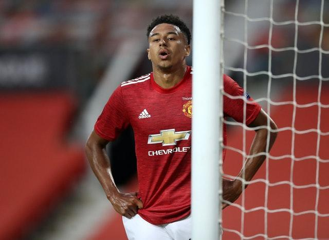 Midfielder Jesse Lingard is set to return to the squad for the Carabao Cup quarter-final at Everton