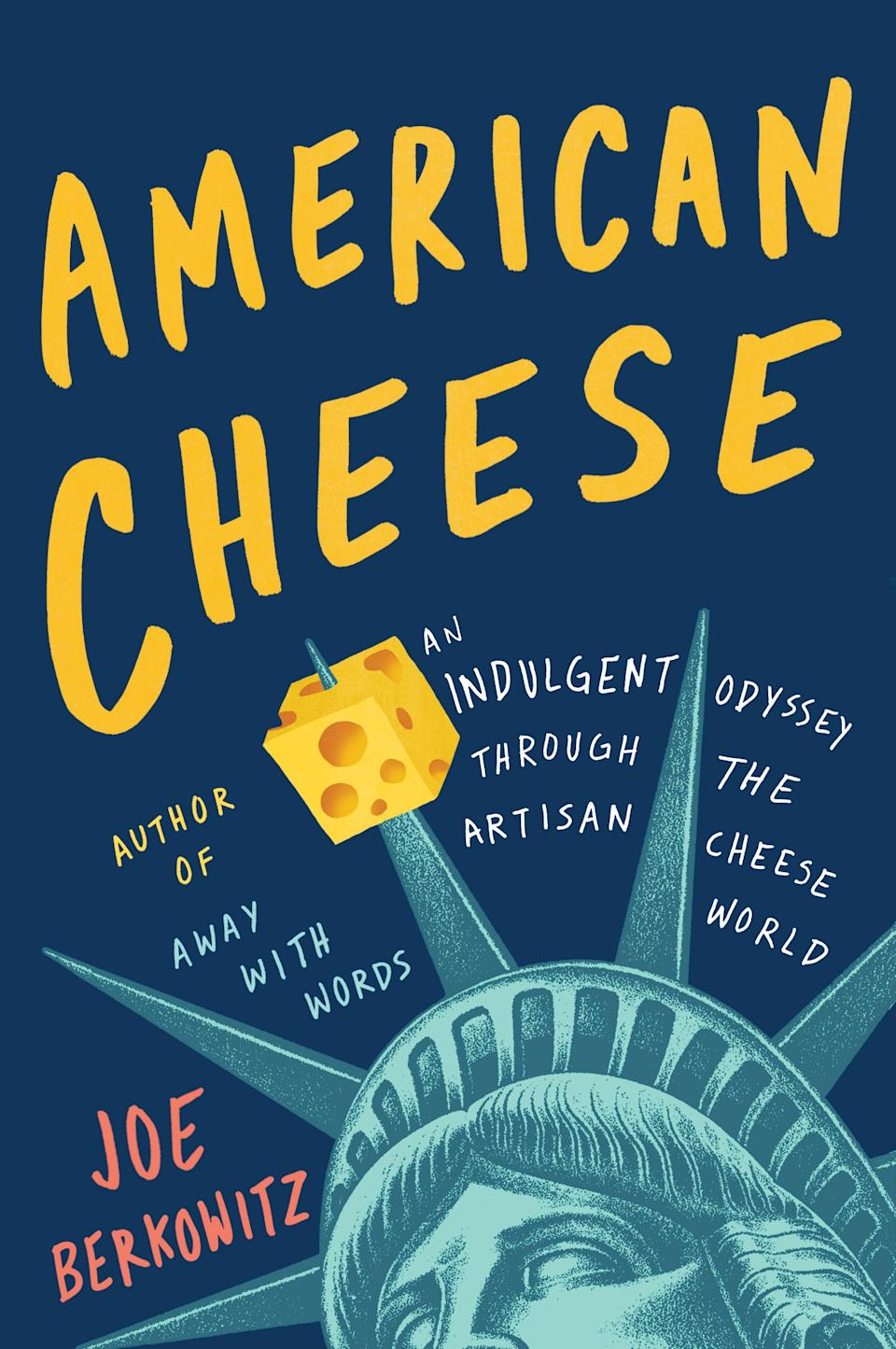 American Cheese cover