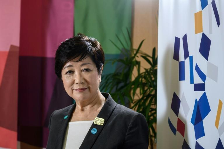 Tokyo will 'implement every possible measure' to ensure the safety of the Olympics, governor Yuriko Koike says