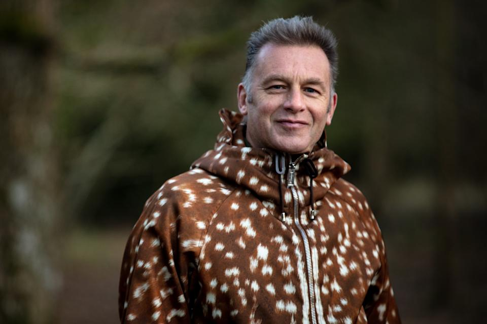 Packham is urging Brits to change their ways after The National Lottery's groundbreaking findings (Credit: Jo Charlesworth)