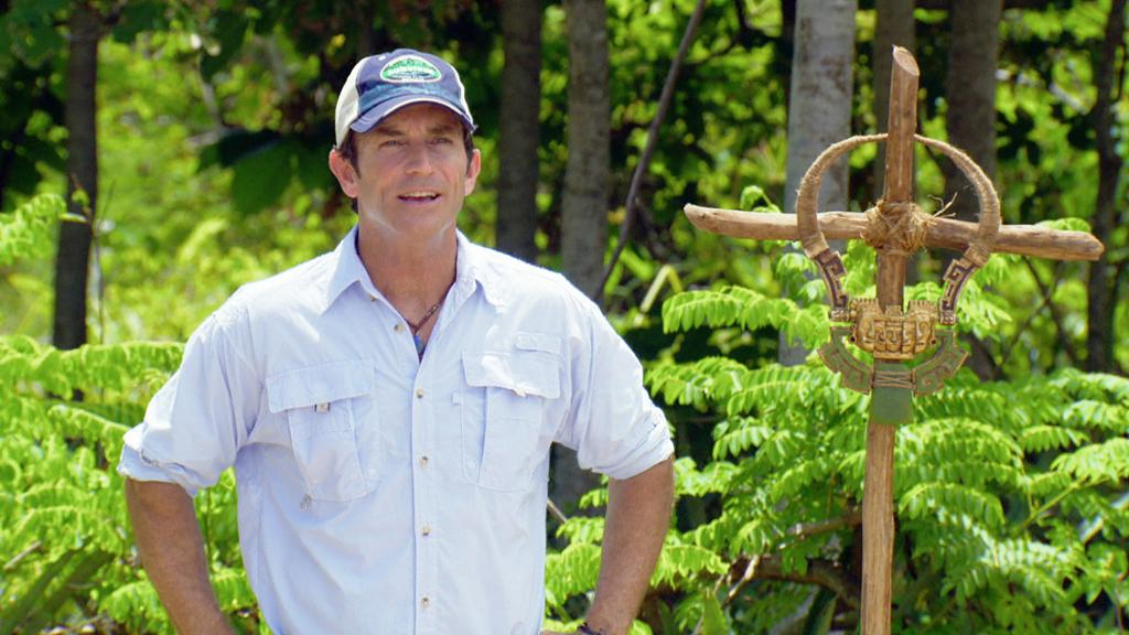 "Jeff Probst, ""Survivor"""