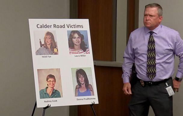 PHOTO: The murders of four women in League City, Texas, are known locally as 'The Calder Road Murders' or 'The Killing Fields.' (KTRK)