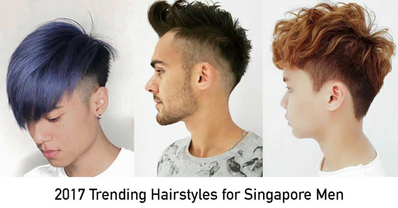These Are The Most Popular Mens Hairstyles For - Army hairstyle singapore