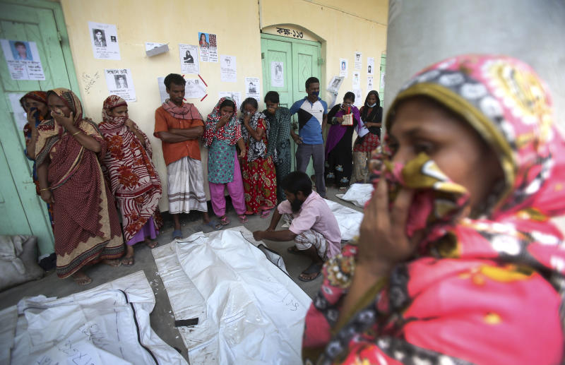 Bangladesh official: Disaster not 'really serious'