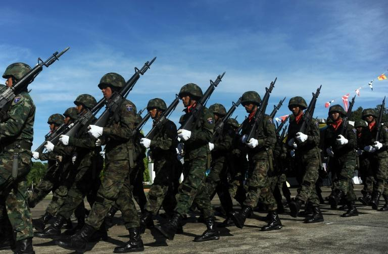Analysts say Thai military wants to be in control of the country during the twilight years of the reign of King Bhumibol Adulyadej, who is 88 and in poor health