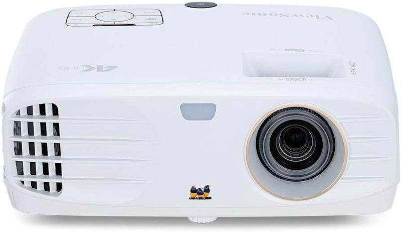 Save $150 on this 4K TV projector. (Photo: Amazon)
