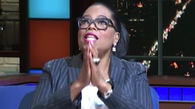 Oprah Asked God For A Clear Sign. She Just Received One On National TV.